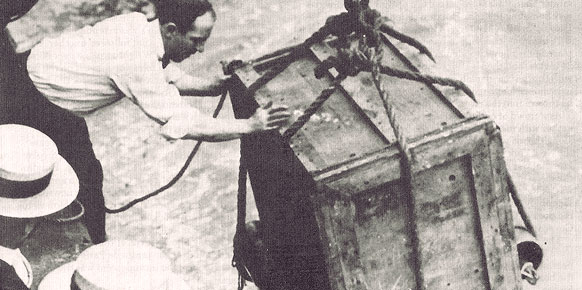 Harry Houdini Magic Box Escapes