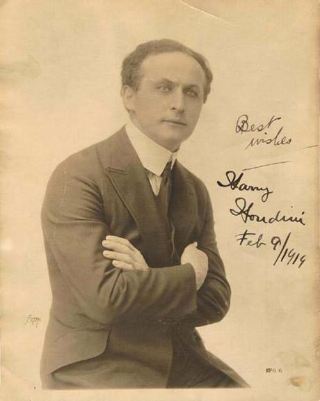 Harry Houdini - Gallery
