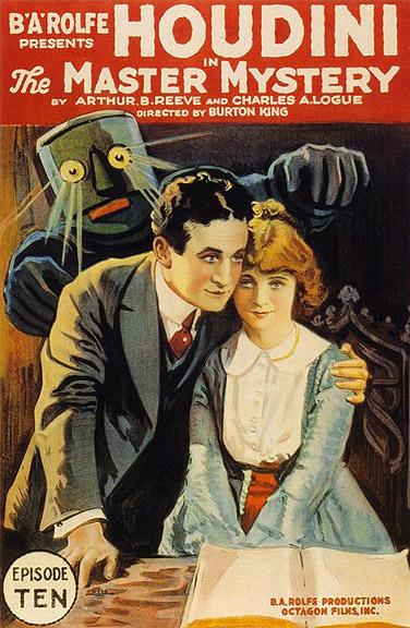 Harry Houdini Gallery